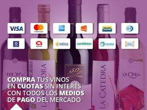 pago online de vinos