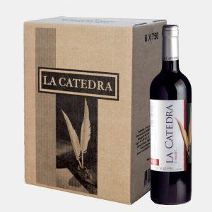 Vino varietal Malbec La Catedra