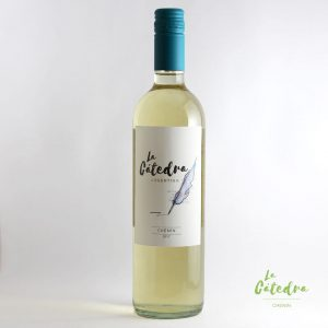 Vino blanco La Catedra varietal Chenin