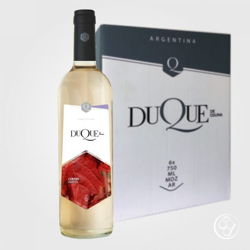 caja de vino Chenin Duque de Osuna