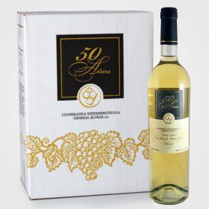 Caja de vino Chenin 50 años
